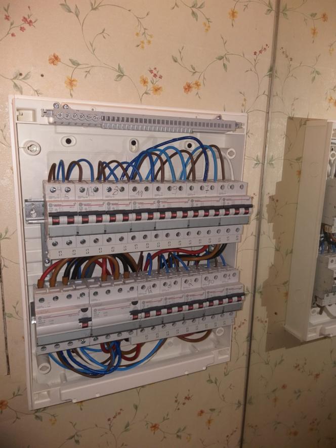 Electricien pour travaux d'electricité